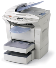 Printer, Scanner, Fax in one machine