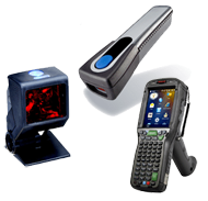 Various Product Scanners
