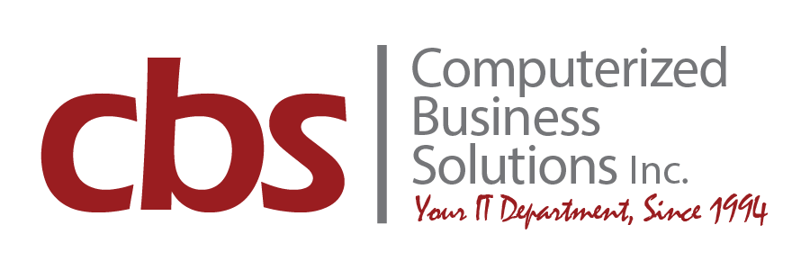 Computerized Business Solutions Inc.