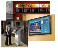 Various Digital Signage